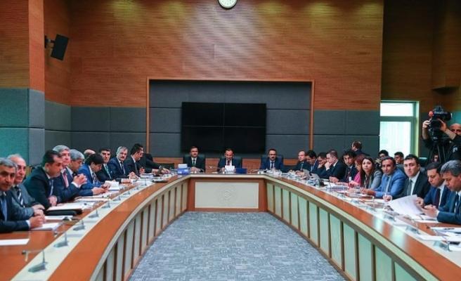 İş Mahkemeleri Kanunu Tasarısı komisyonda kabul edildi