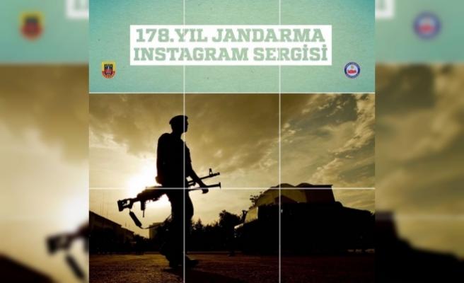 "Jandarma'dan ""Instagram sergisi"""