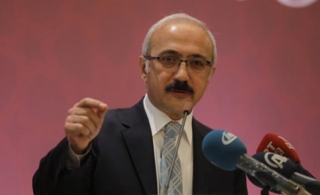 Kalkınma Bakanı Elvan: Yeni iş yasasına ihtiyaç var