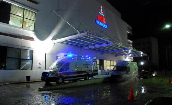 Kastamonu'da 8 asker gıda zehirlenmesi şüphesiyle hastaneye kaldırıldı