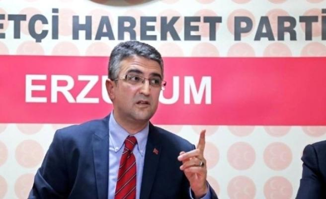MHP'li Aydın: TRT Erzurum Radyosu bir çırpıda kapatılamaz
