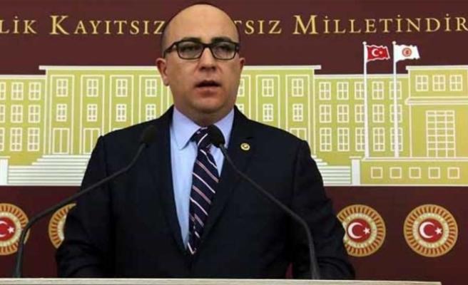 MHP'li Yönter Uzman Çavuşların Sorunlarını Bakana İletti