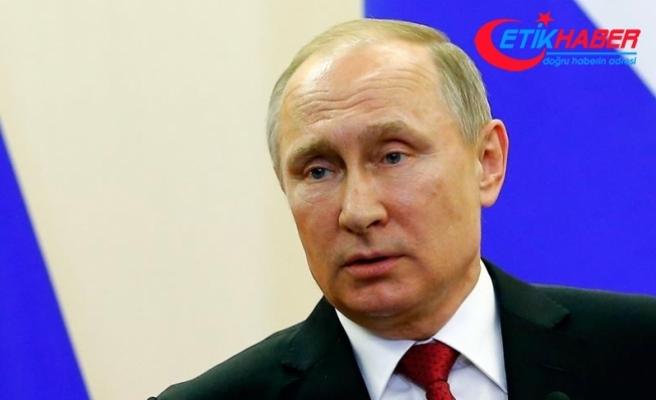 Putin'den petrol anlaşması açıklaması