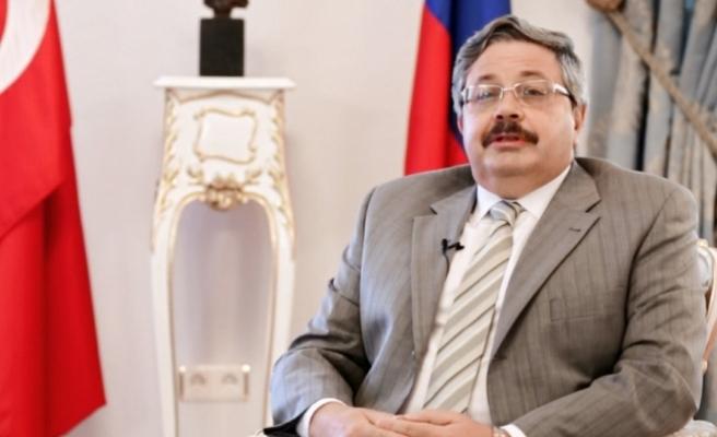 Rusya'nın yeni Ankara Büyükelçisi Yerhov oldu