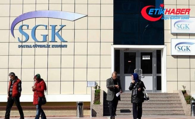 SGK'dan 'borç yapılandırma' mesaisi