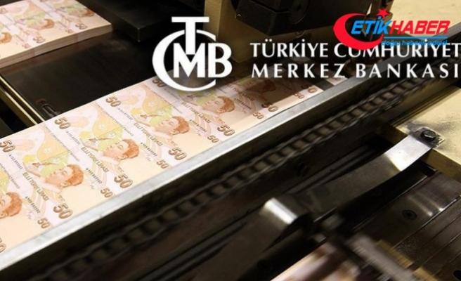 TCMB döviz depo ihalesinde teklif 1 milyar 620 milyon dolar