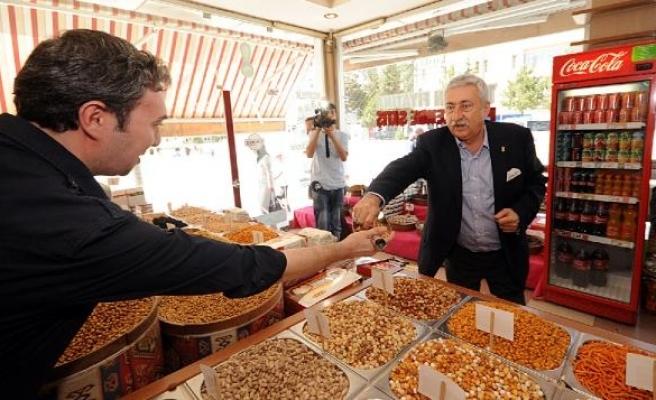 TESK Genel Başkanı Palandöken: Merdiven altı gıda ürünlerinden uzak durun
