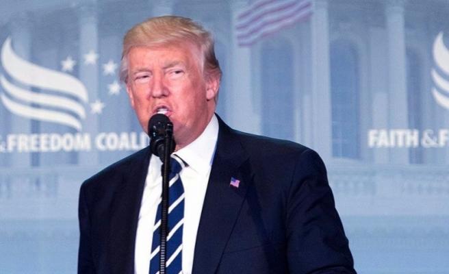 Trump, Körfez ülkeleri liderleriyle görüştü