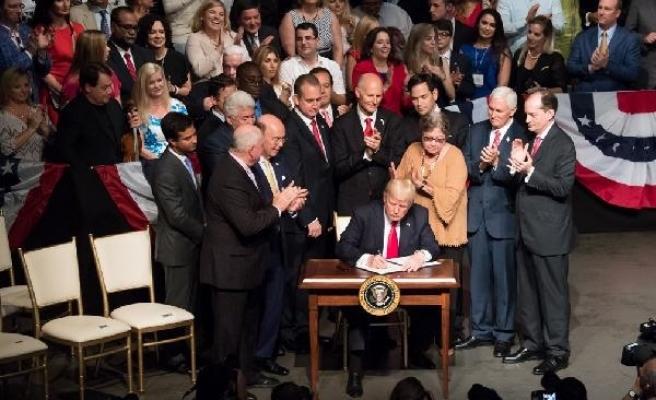 Trump: Gerçek şu ki Küba ile yapılan anlaşma kötü