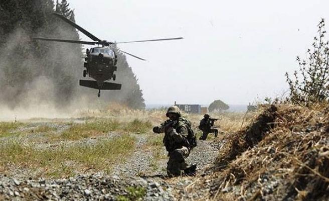 Hakkari'de 2 PKK'lı terörist etkisiz hale getirildi