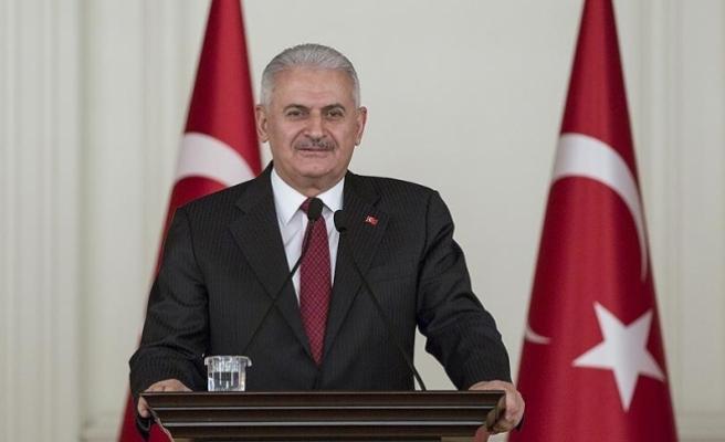 Başbakan Yıldırım: 16 Temmuz sabahı güneş, daha güçlü, daha aydınlık ve bağımsız Türkiye için doğdu