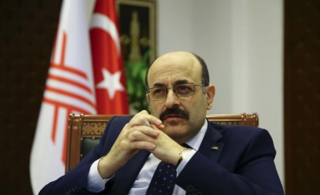 """YÖK Başkanı Saraç'tan """"15 Temmuz"""" mesajı"""