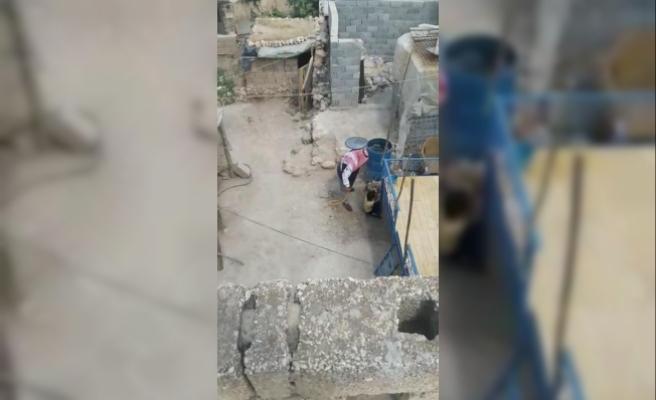 8 yaşındaki oğluna işkence yapan baba tutuklandı