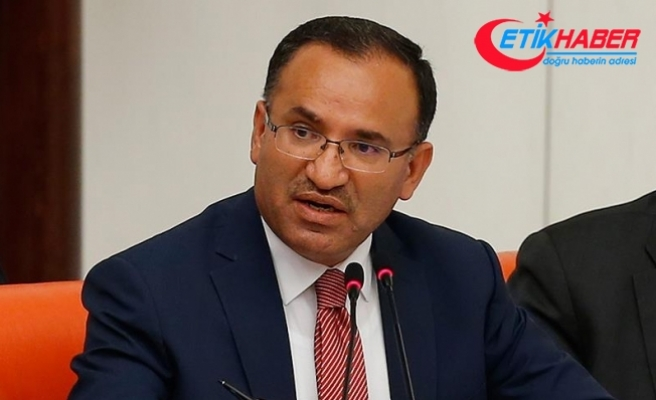 Başbakan Yardımcısı Bozdağ: Muhatabımız Irak Merkezi Hükümeti'dir