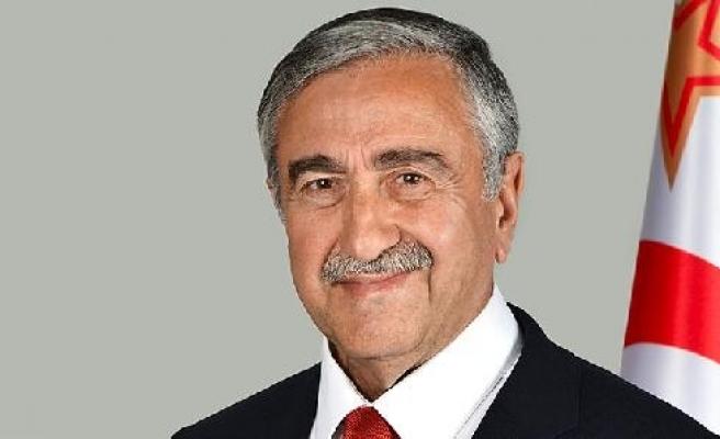 """Akıncı: """"Olumsuz gidişi Türkiye'nin kararlılığı durdurabildi"""""""