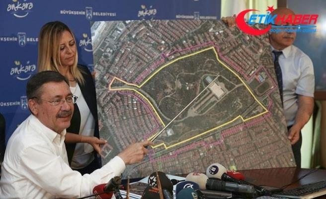 Ankara Büyükşehir Belediyesi Başkanı Gökçek: Mevcut durumu korumaktan başka hiçbir şey yapmadık