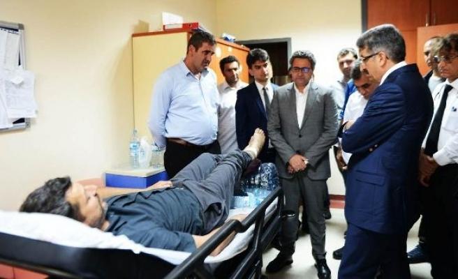 Ardahan'da silahlı çatışma 5 yaralı