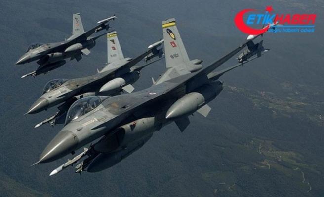 Hakkari'de 8 PKK'lı öldürüldü