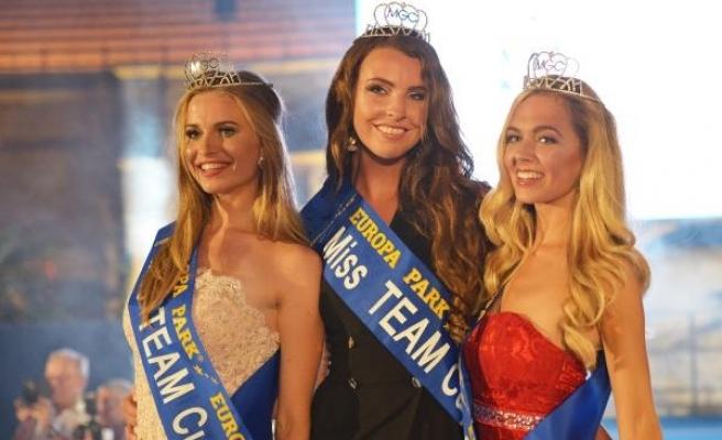 Avrupa Güzellik Yarışmasını Hollandalı güzel kazandı