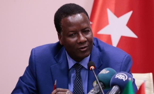 Bakan Eroğlu Moritanya ve Nijerli bakanlarla buluştu