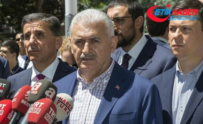 Başbakan Yıldırım: Türkiye bütün haklarını sonuna kadar kullanacaktır