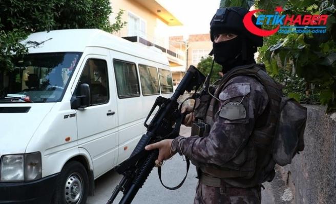 İstanbul'da terör örgütü DEAŞ'a operasyon: 5 gözaltı