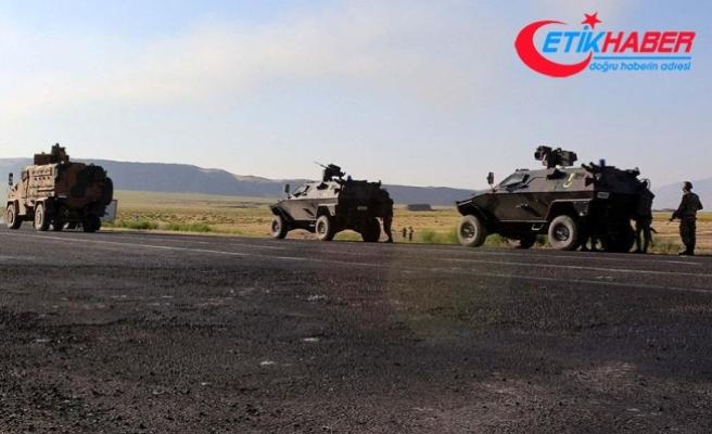 Şırnak'ta 9 PKK'lı teröristin cesetleri ile çok sayıda mühimmat bulundu