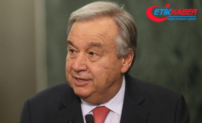 BM Genel Sekreteri Guterres: ABD'nin iklim anlaşmasının gereklerini yerine getireceğine güveniyorum