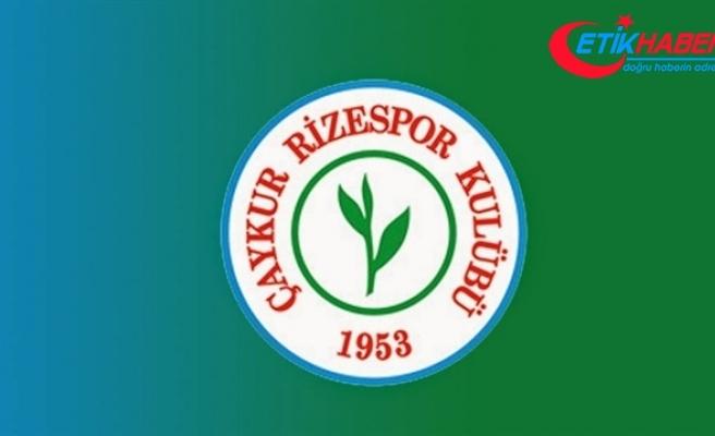 Çaykur Rizespor yönetiminden hukuki girişim kararı