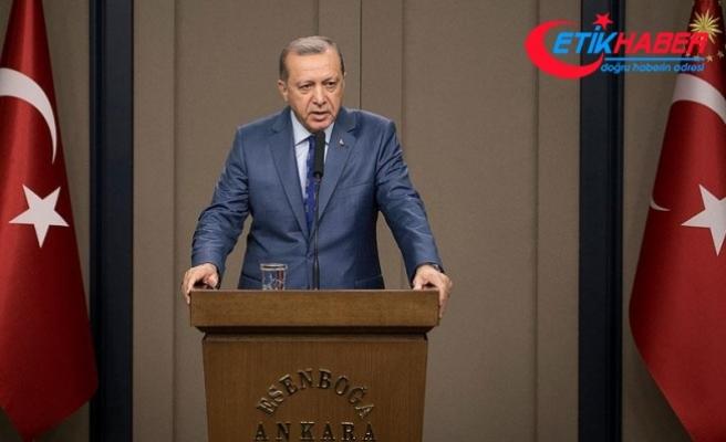 Erdoğan: Teşkilatlarımızda kapsamlı bir değişim yapmalıyız