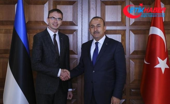 Dışişleri Bakanı Çavuşoğlu: Bundan sonra başka süreçler olacak Kıbrıs'ta
