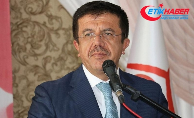 Ekonomi Bakanı Zeybekci: Türkiye'de piyasa olarak bizim de mala ihtiyacımız var