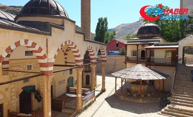 Elazığ'da 223 yıllık cami restore edilecek
