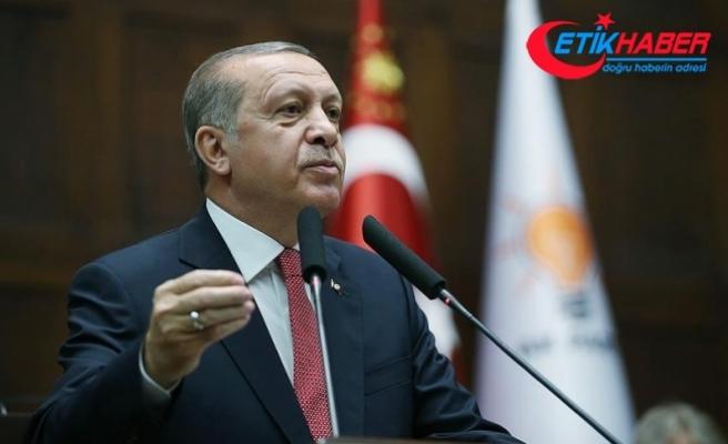 Erdoğan: Adalet yürek ister ve adalet sorumluluk ister