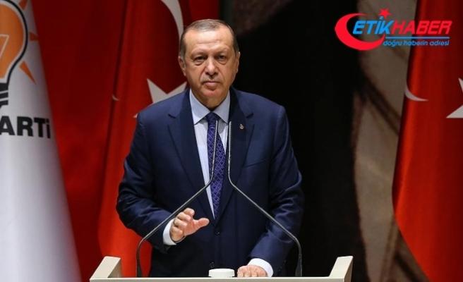 Erdoğan: Kimseyi amacınızın adalet olduğuna inandıramazsınız