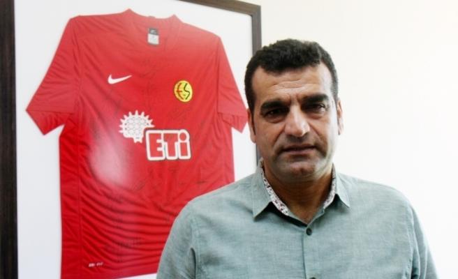 """Eskişehirspor'da """"vefa"""" sezonu"""