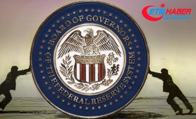 """Fed """"Bej Kitap"""" raporu yayınladı"""