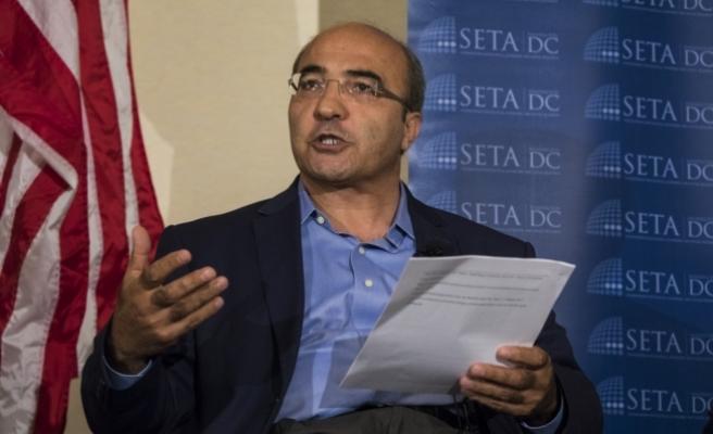 """""""FETÖ elebaşının iadesi sürecinin hızlanmasını arzu ediyoruz"""""""