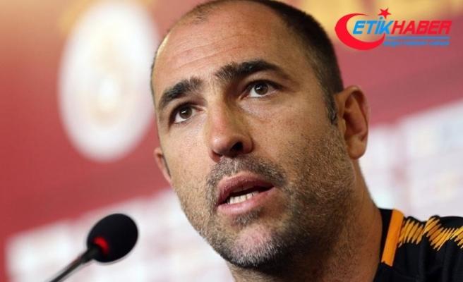 Galatasaray Teknik Direktörü Igor Tudor, TFF Etik Kurulu'ndan Uyarı Cezası Aldı