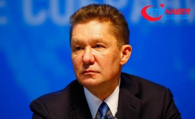 Gazprom İcra Komitesi Başkanı Miller: TürkAkım'a hissedar alabiliriz