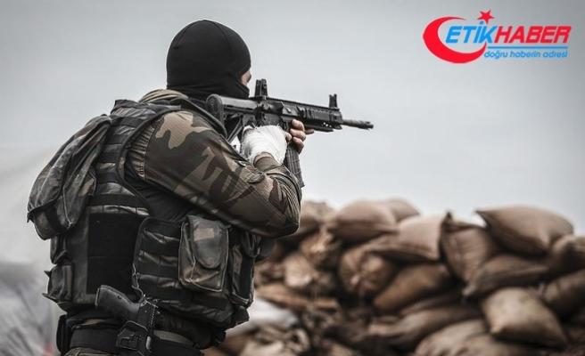 Ağrı'da 5 terörist etkisiz hale getirildi