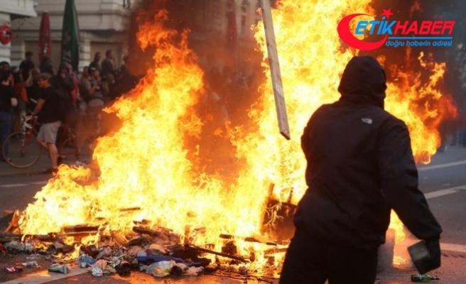 G20 gösterilerinin yol açtığı zarar 12 milyon Euro