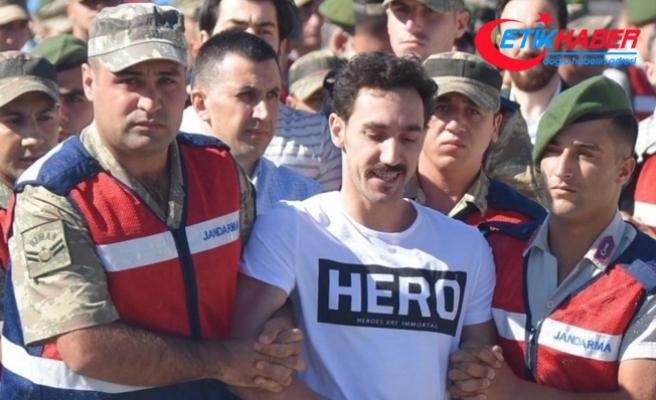 Hero' tişörtü nedeniyle 5 görevli açığa alındı