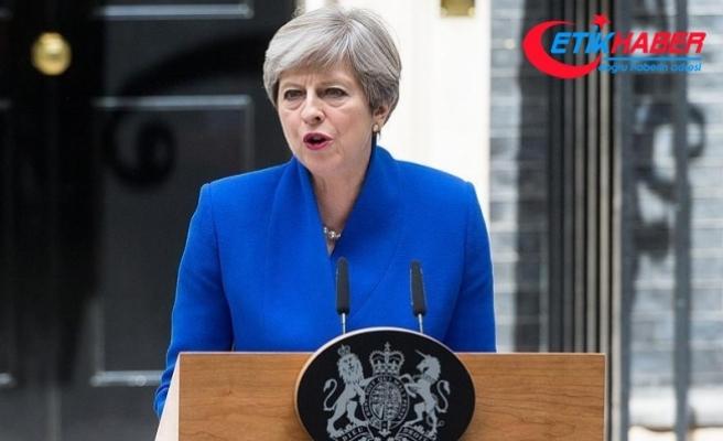 İngiltere Başbakanı May: ABD'nin Kudüs'ü İsrail'in başkenti olarak tanıma kararıyla hemfikir değiliz
