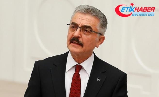 MHP'li Büyükataman: Arınç'ın bize cevap vermeye kalkarken hiç mi yüzü kızarmamakta, hiç mi utanmamaktadır?