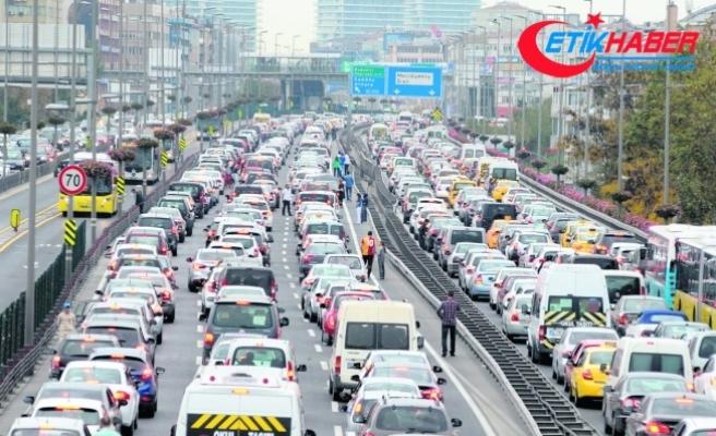 İstanbul'da üç gün boyunca bazı yollar trafiğe kapatılacak