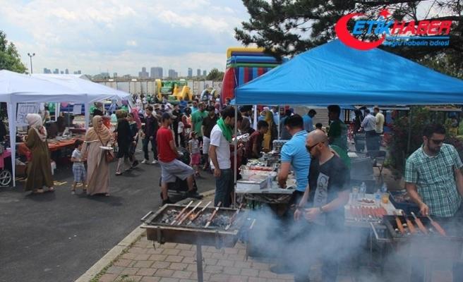 Kanada'da Müslüman topluluklar festivalde bir araya geldi