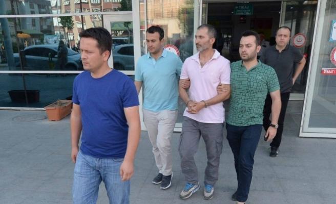 FETÖ/PDY'den gözaltına alınan eski emniyet müdürü tutuklandı