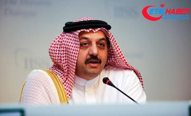 """""""Katar'daki Türk üssü sadece iki ülke ilişkilerini ilgilendirir"""""""