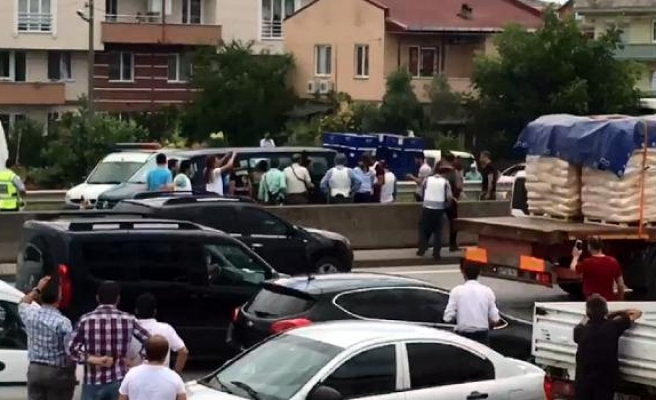 CHP yürüyüşüne saldırı hazırlığında olan 6 DEAŞ üyesi gözaltında